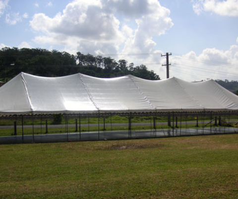 9m x 27m Marquee for Hire