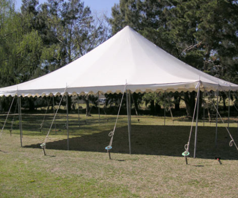9m x 9m Marquee Hire