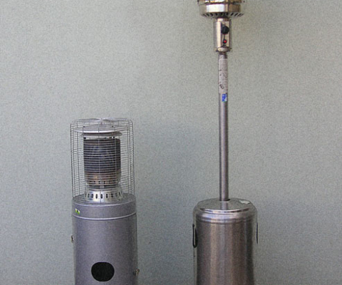 Bistro Heater Hire