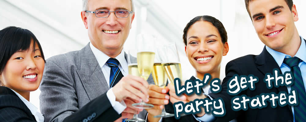 Party Hire Equipment for Corporate Events